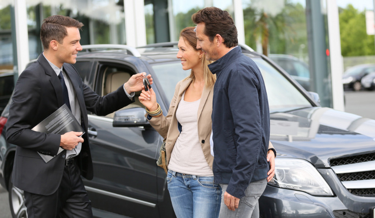Auto dealership insurance coverage