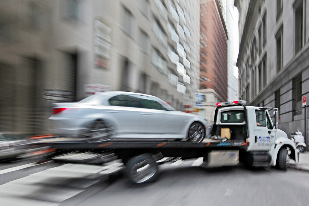 towing business insurance