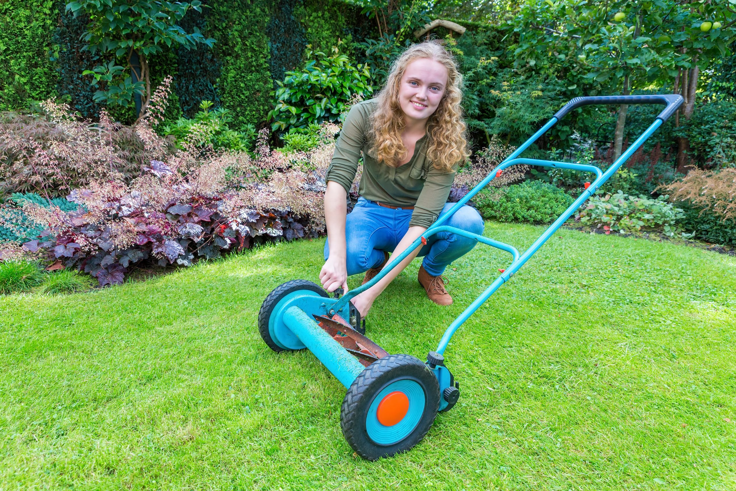 Teenager Lawn Care Business Insurance Coverage with BSMW