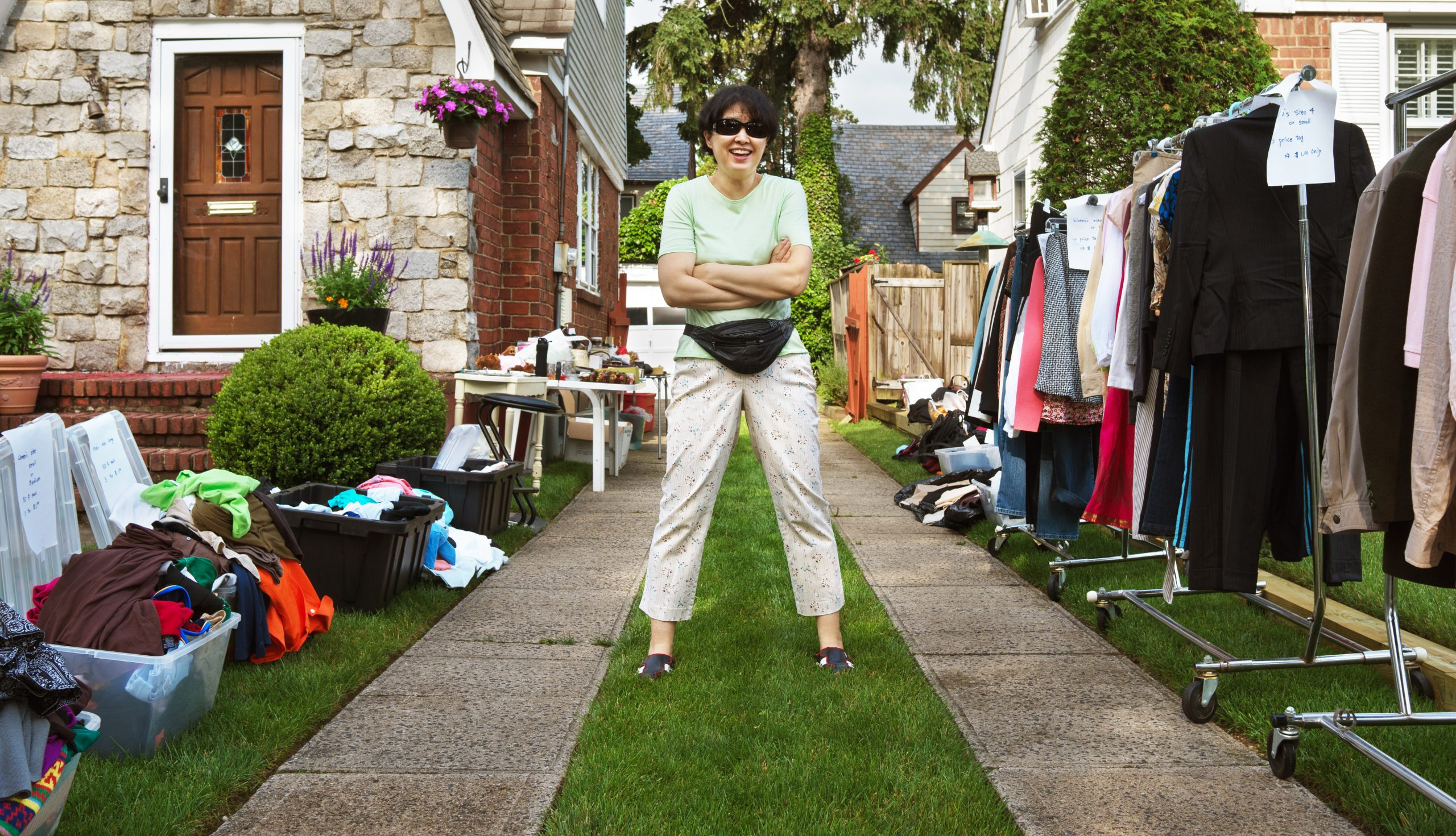 Yard Sale Insurance Coverage with BSMW